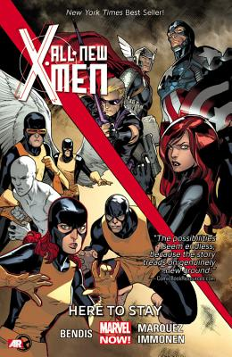 All-New X-Men 2 By Bendis, Brian Michael/ Marquez, David (ILT)/ Immonen, Stuart (ILT)